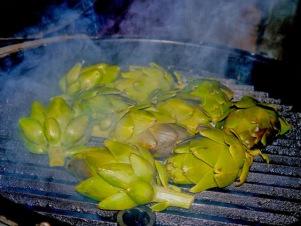 smoked articoke