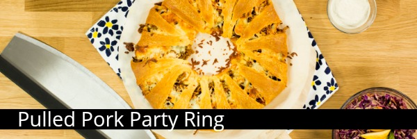 Pulled Pork party Ring header
